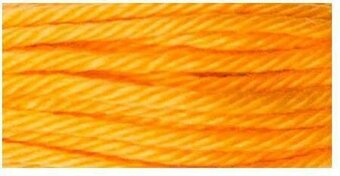 DMC Soft Matte Cotton Thread - 2741 Medium Tangerine