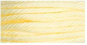 DMC Soft Matte Cotton Thread - 2745 Light Pale Yellow