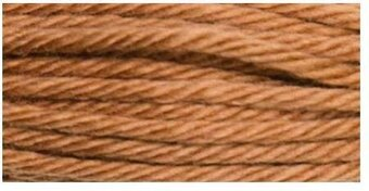DMC Soft Matte Cotton Thread - 2765 Ultra Very Dark Topaz