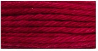 DMC Soft Matte Cotton Thread - 2815 Medium Garnet