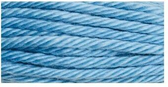 DMC Soft Matte Cotton Thread - 2827 Sky Blue