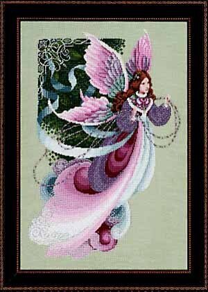 Fairy Dreams - Cross Stitch Pattern