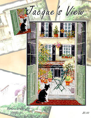 Jacque's View - Cross Stitch Pattern