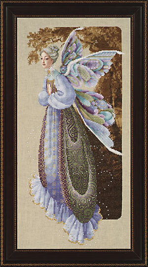 Fairy Grandmother - Cross Stitch Pattern