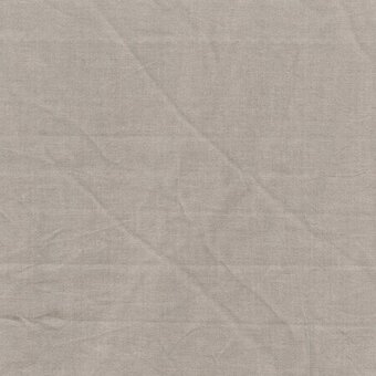 Light Grey New Aged Muslin Fat Quarter