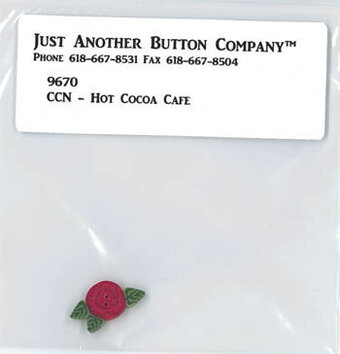 Button for Santa's Village 12 - Hot Cocoa