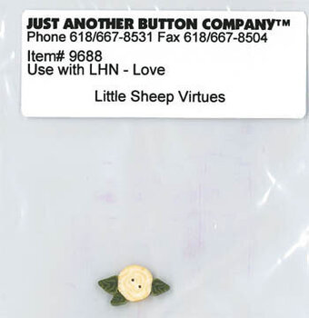Button for Little Sheep Virtues 2 - Love