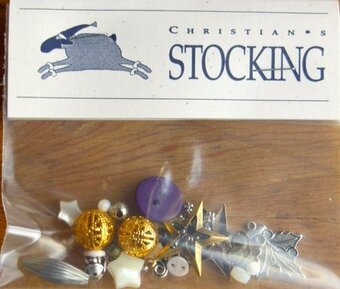 Charms for Christian's Stocking