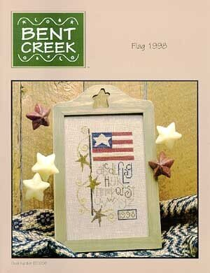 Flag (1998) - Cross Stitch Pattern