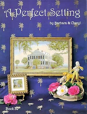 A Perfect Setting - Cross Stitch Pattern