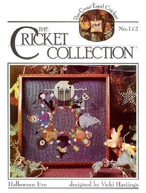 Halloween Eve 172 - Cross Stitch Pattern