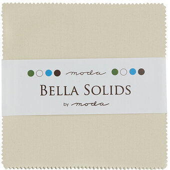 Moda Bella Solids Charm Pack - Natural