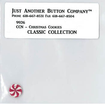 Christmas Cookies - Buttons