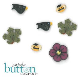 Pumpkin Harvest - Buttons