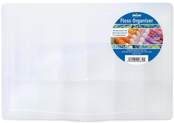 Floss Organizer 17 Compartments
