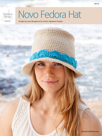 856c553fb1d Crochet Hat Patterns - 123Stitch.com