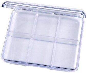 ArtBin Slim Line Box 6 Compartments