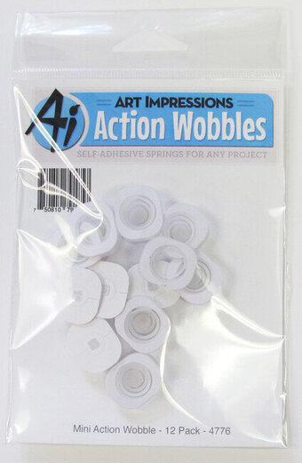 Mini Action Wobble 12 Pack