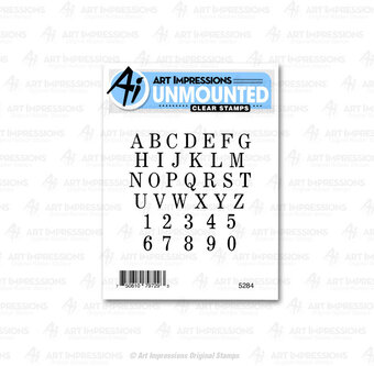 Alphabet SCR424 Letters And Stitch Unmounted Clear Lower Case Alphabet Stamp Set from Scrappy Cat Products Letters Flower ABC/'s