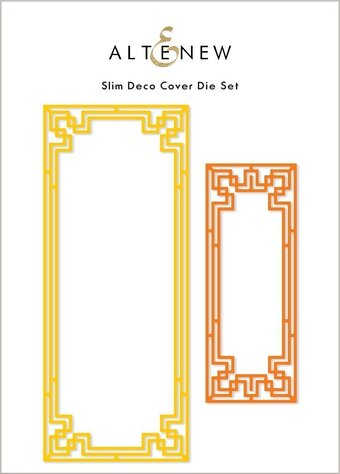 Slim Deco Cover - Craft Die