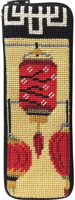 Spec Case - Chinese Lanterns - Needlepoint Kit
