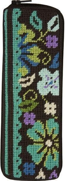 Spec Case - Pretty Posies - Needlepoint Kit