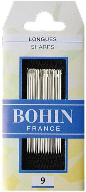 Bohin Sharps Hand Needles - Size 9