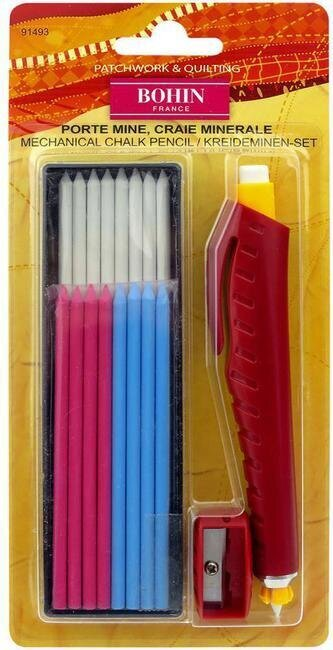 Bohin Mechanical Chalk Pencil Cartridge