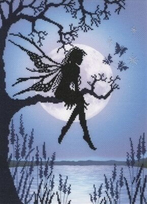 Enchanted Luna - Cross Stitch Kit