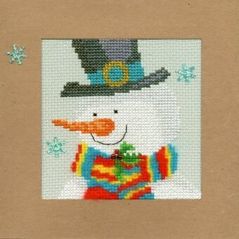 Bothy Threads Cross Stitch Card Kit Sweet Heart Card