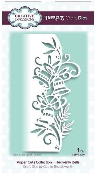 Heavenly Bells - Christmas Creative Expressions Craft Die