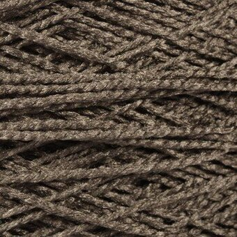 Needloft Craft Yarn 20 Yard Card - Cinnamon