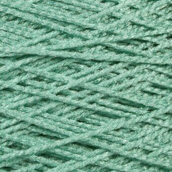 Needloft Craft Yarn 20 Yard Card - Mermaid Green