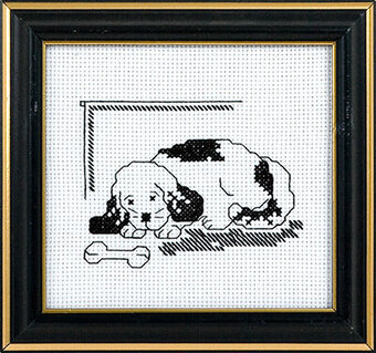 Favourite Bone - Cross Stitch Kit