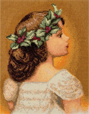 Dressed for Christmas - Cross Stitch Kit