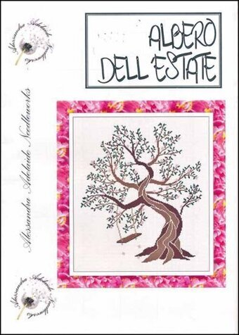 Albero Dell'Estate - Cross Stitch Pattern