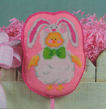 Bunny Chick - Cross Stitch Pattern