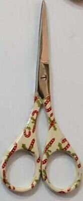 Candy Cane Scissors