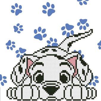 101 Dalmatians Pattern Disney Cross Stitch Crossstitch Disney Crosstitch Pattern cross stitch