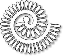 Impression Obsession Spiral Daisy Die