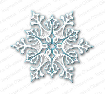 Large Snowflake - Impression Obsession Craft Die
