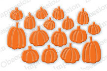 Pumpkin Patch - Impression Obsession Craft Die