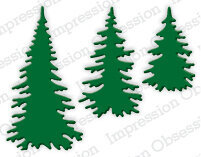 Evergreen Trees - Impression Obsession Craft Die