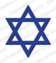 Impression Obsession Star of David Die