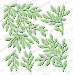 Foliage - Impression Obsession Craft Die