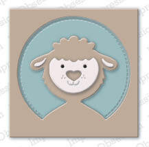 Lamb Frame - Craft Die