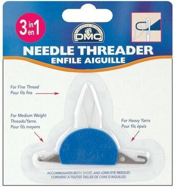 6112-6 DMC Embroidery Needle Threader each
