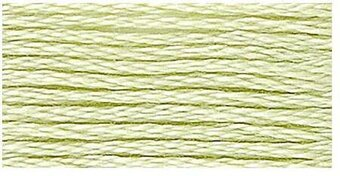 DMC 14 Six Strand Floss - Pale Apple Green