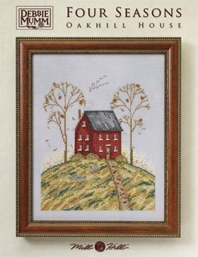 Oakhill House (Debbie Mumm) - Cross Stitch Pattern