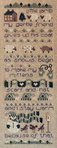 Generosity - Cross Stitch Pattern